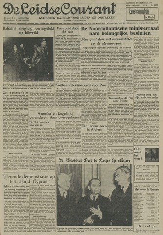 Leidse Courant 1954-12-20