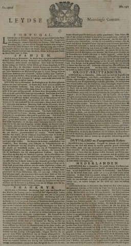 Leydse Courant 1729-12-19