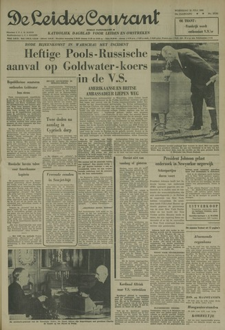 Leidse Courant 1964-07-22