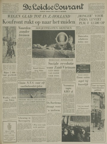 Leidse Courant 1966-02-09