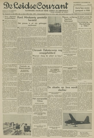 Leidse Courant 1949-11-24