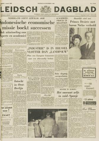 Leidsch Dagblad 1963-12-20