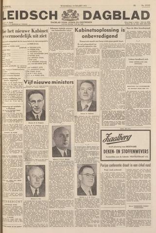 Leidsch Dagblad 1951-03-14