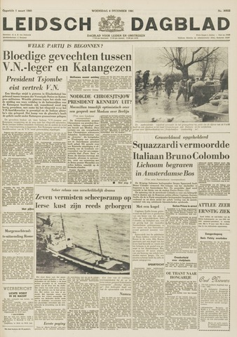 Leidsch Dagblad 1961-12-06