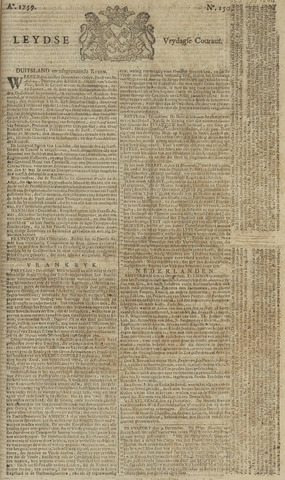 Leydse Courant 1759-12-14