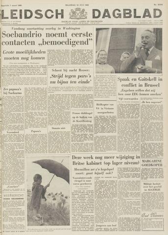 Leidsch Dagblad 1962-07-16