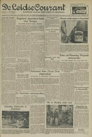 Leidse Courant 1951-11-10