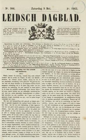 Leidsch Dagblad 1863-05-09