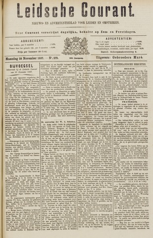 Leydse Courant 1887-11-29