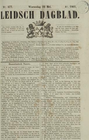 Leidsch Dagblad 1861-05-22
