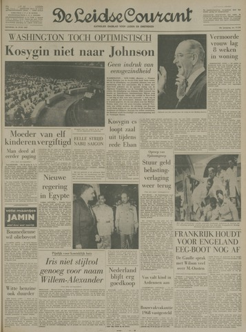 Leidse Courant 1967-06-20