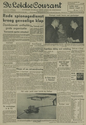 Leidse Courant 1959-01-23
