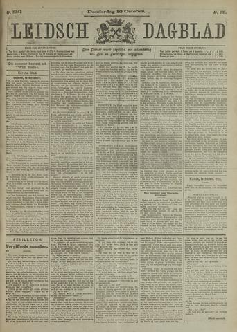 Leidsch Dagblad 1911-10-12