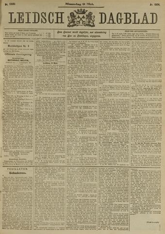 Leidsch Dagblad 1904-05-09