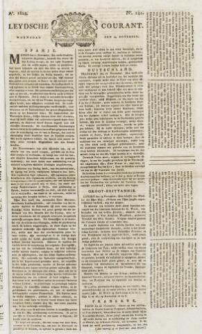 Leydse Courant 1824-11-24