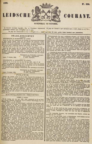 Leydse Courant 1883-10-10