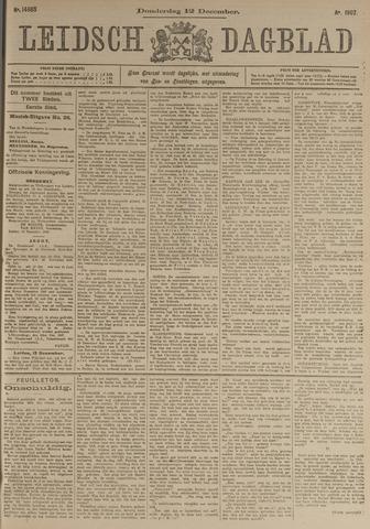 Leidsch Dagblad 1907-12-12