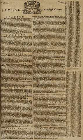 Leydse Courant 1751-09-06