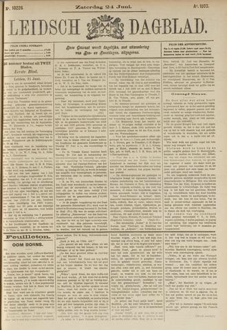 Leidsch Dagblad 1893-06-24