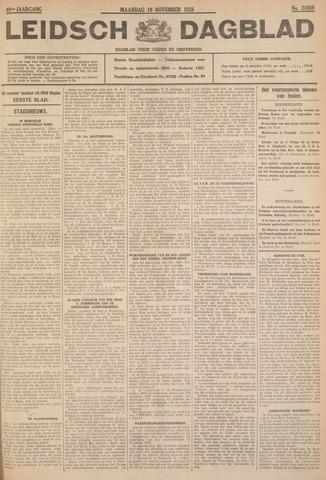 Leidsch Dagblad 1928-11-19