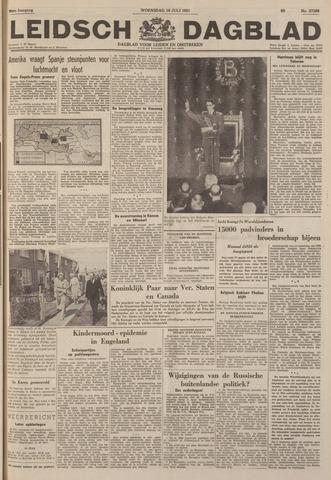 Leidsch Dagblad 1951-07-18