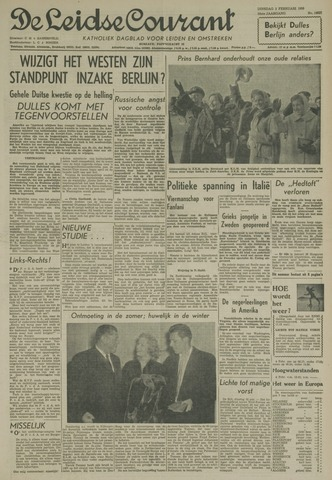 Leidse Courant 1959-02-03