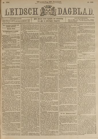 Leidsch Dagblad 1902-01-29