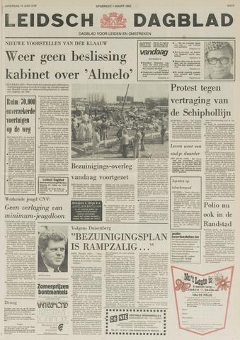 Leidsch Dagblad 1978-06-10