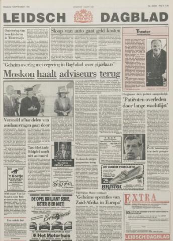 Leidsch Dagblad 1990-09-07