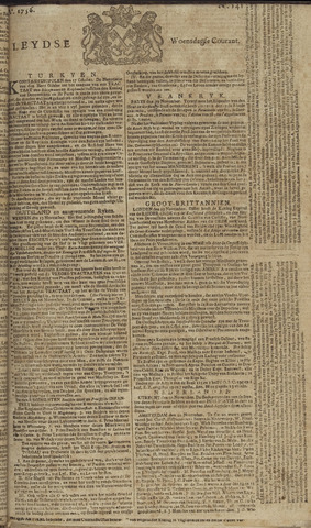 Leydse Courant 1756-11-24