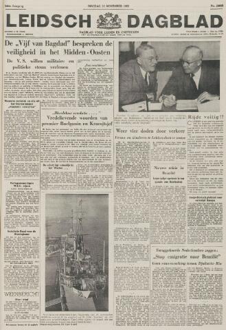 Leidsch Dagblad 1955-11-22