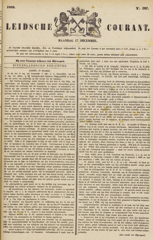 Leydse Courant 1883-12-17