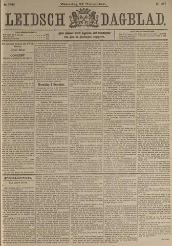 Leidsch Dagblad 1897-11-27