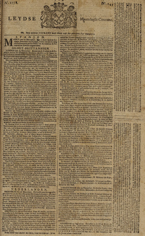 Leydse Courant 1778-11-30