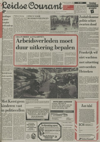 Leidse Courant 1985-12-24