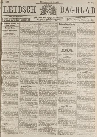 Leidsch Dagblad 1916-04-18