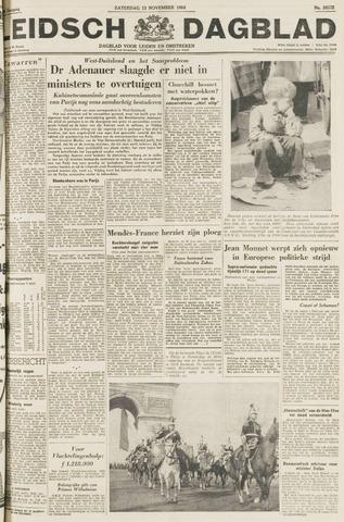 Leidsch Dagblad 1954-11-13