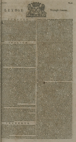 Leydse Courant 1725-07-27