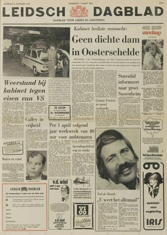 Leidsch Dagblad 1974-11-09