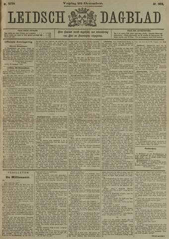 Leidsch Dagblad 1904-12-23