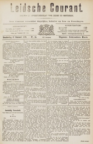 Leydse Courant 1889-01-17