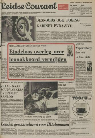 Leidse Courant 1977-11-09