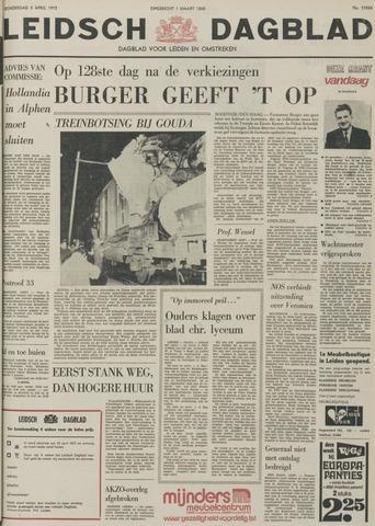 Leidsch Dagblad 1973-04-05