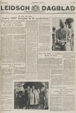 Leidsch Dagblad 1955-07-18