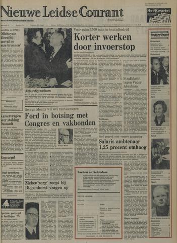 Nieuwe Leidsche Courant 1975-01-25