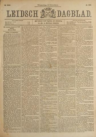 Leidsch Dagblad 1899-10-02
