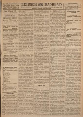 Leidsch Dagblad 1923-09-25
