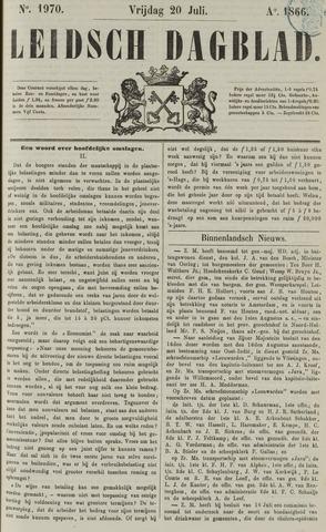 Leidsch Dagblad 1866-07-20
