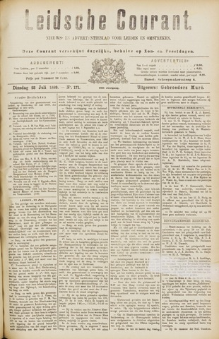 Leydse Courant 1889-07-23