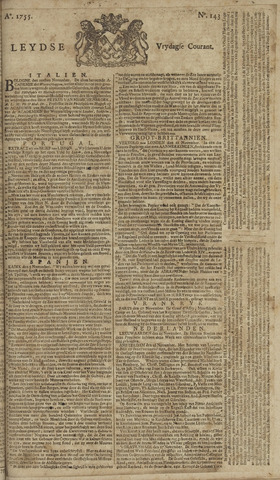 Leydse Courant 1755-11-28